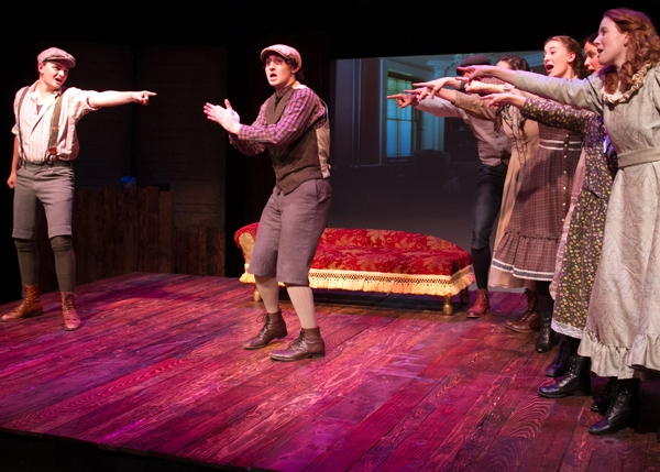 Photo Flash: First Look at ANNE OF GREEN GABLES at Chance Theater