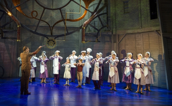 Photo Flash: First Look at Jon Robyns, Amy Griffiths and More in CHITTY CHITTY BANG BANG