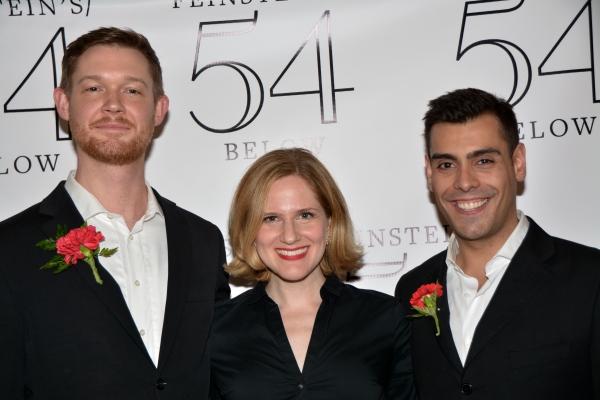 Joseph Beutel, Amy Justman and Nicholas Sotack