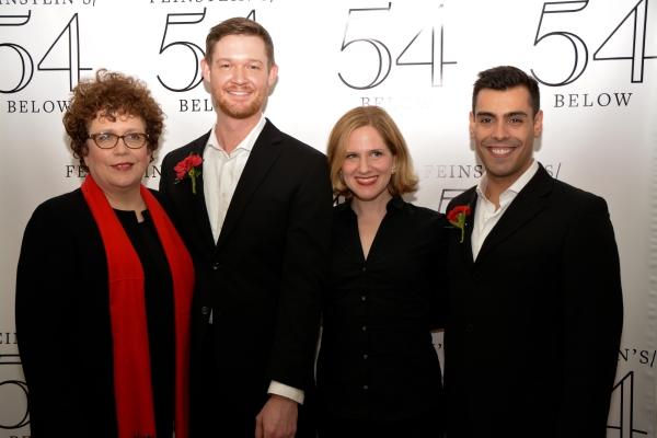 Judith Clurman, Joseph Beutel, Amy Justman and Nicholas Sotack