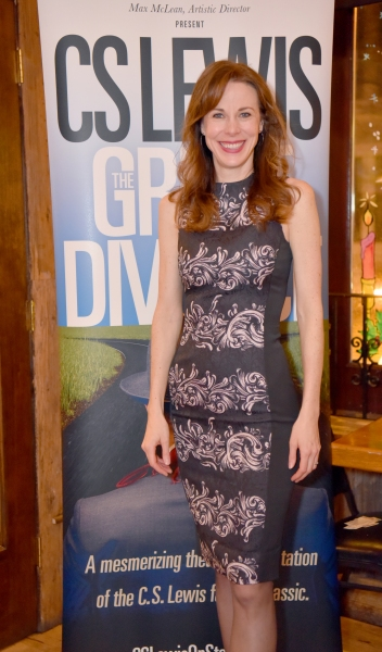 Photos: A GREAT DIVORCE Cast Celebrates Opening Night!