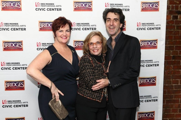 Mary Callanan, Marsha Norman and Jason Robert Brown