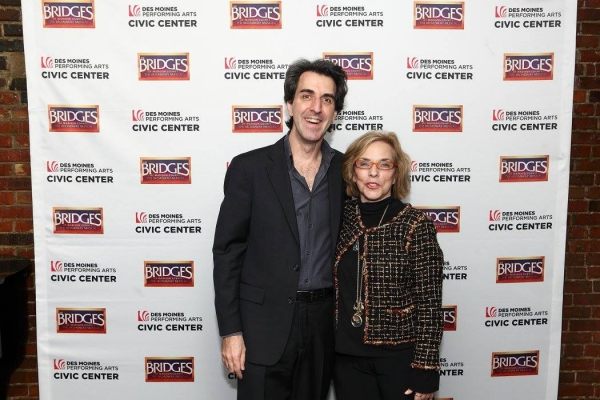 Photo Flash: First Look at Opening Night of BRIDGES OF MADISON COUNTY Tour