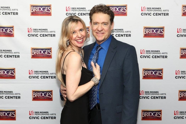 David Hess and his wife Joan