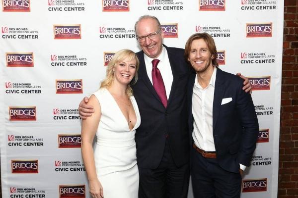 Elizabeth Stanley, Jeff Chelesvig and Andrew Samonsky