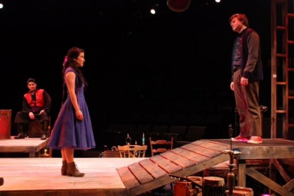 David Lugo, Natalie Coca, Dennis Wees Photo