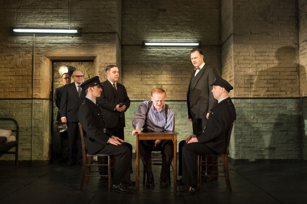 Photos: First Look at the Royal Court's HANGMEN in the West End
