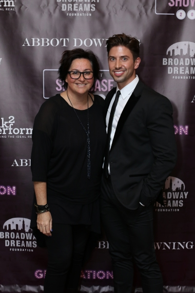 Annette Tanner and Nick Adams