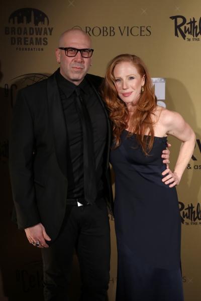 Jeremy Schonfeld and Sarah-Jane Casey