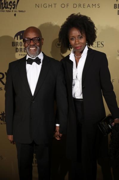 Otis and Kyme Sallid Photo
