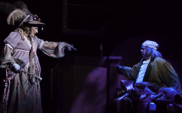 Photo Flash: First Look at Eddie Curry and More in Beef & Boards' A CHRISTMAS CAROL