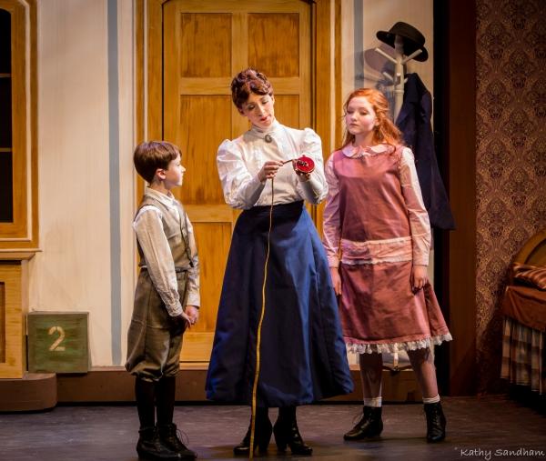 Joseph Daso, Rebecca Pitcher*, and Anna Barrett Photo
