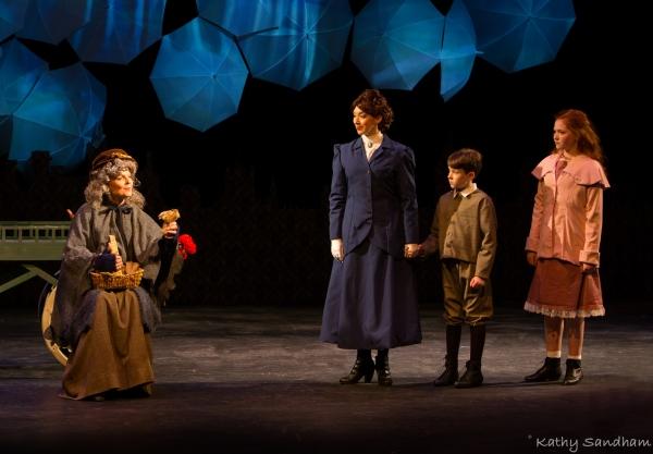 Peggy Gibbons, Rebecca Pitcher*, Joseph Daso, and Anna Barrett Photo