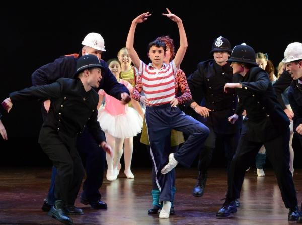Photo Flash: First Look at BILLY ELLIOT THE MUSICAL at Maltz Jupiter Theatre