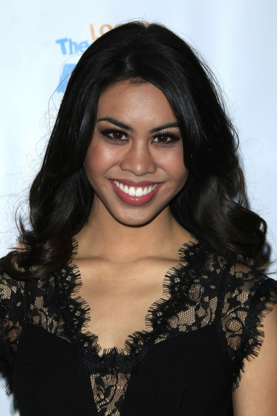 LOS ANGELES - DEC 3: Ashley Argota at the The Actors Fund�¿�s Looking Ahead Awards at the Taglyan Complex on December 3, 2014 in Los Angeles, California