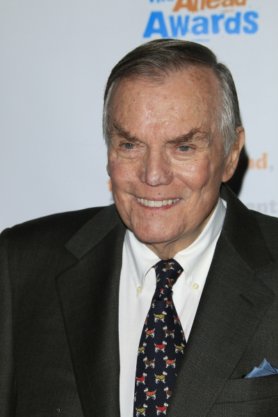 LOS ANGELES - DEC 3: Peter Marshall at the The Actors Fundï�¿½s Looking Ahead Awards at the Taglyan Complex on December 3, 2014 in Los Angeles, California