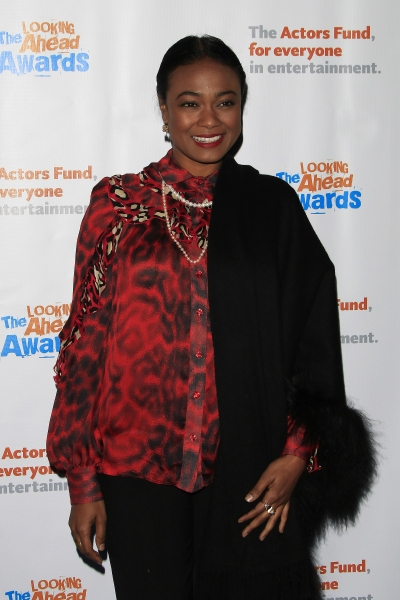 LOS ANGELES - DEC 3: Tatyana Ali at the The Actors Fund�¿�s Looking Ahead Awards at the Taglyan Complex on December 3, 2014 in Los Angeles, California