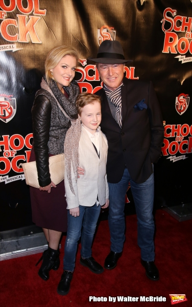 Niamh O''Brien, Michael Flatle and Michael Flatley