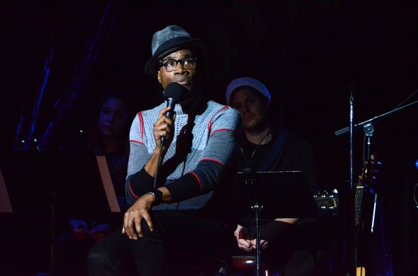 Photo Flash: Billy Porter, Stephanie J. Block and More Take Part in SPARKLE Benefit for The Actors Fund