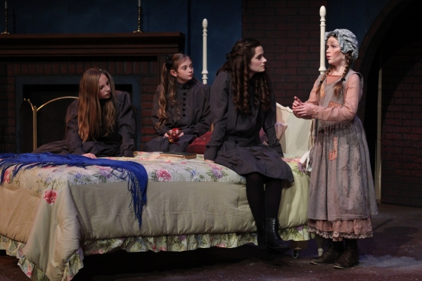 Photo Flash: First Look at Emerson Steele and More in A LITTLE PRINCESS at Theatrical Outfit