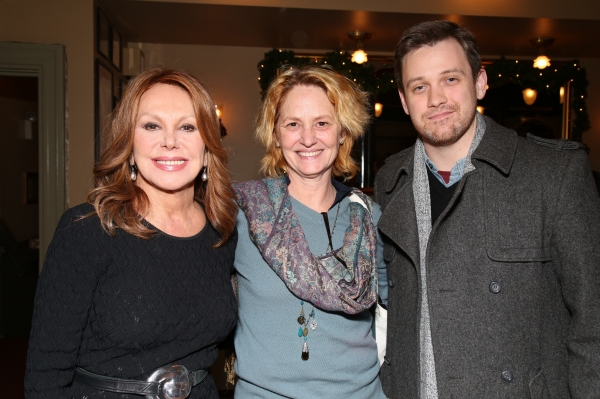 Marlo Thomas, Melissa Leo and Michael Arden. Photo by Joseph Marzullo.