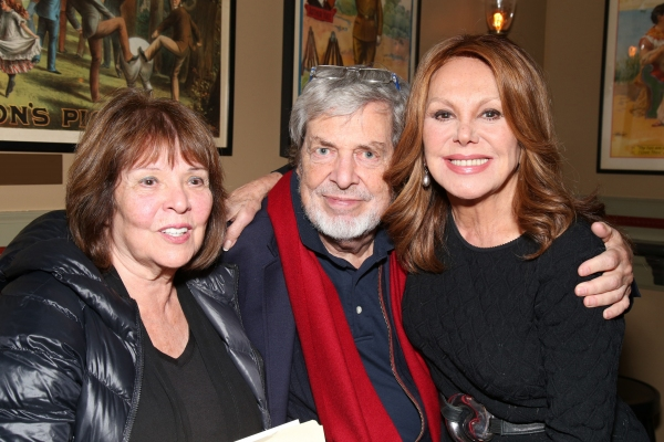 Gen Leroy, Tony Walton and Marlo Thomas. Photo by Joseph Marzullo.