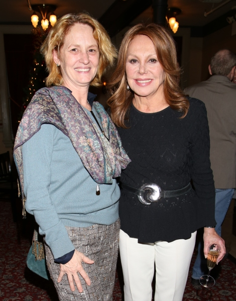 Melissa Leo and Marlo Thomas. Photo by Joseph Marzullo.