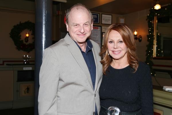 Producer Douglas Denoff and Marlo Thomas. Photo by Joseph Marzullo.