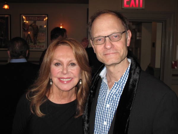 Photo Flash: Marlo Thomas, David Hyde Pierce and More Attend CLEVER LITTLE LIES Cocktail Parties