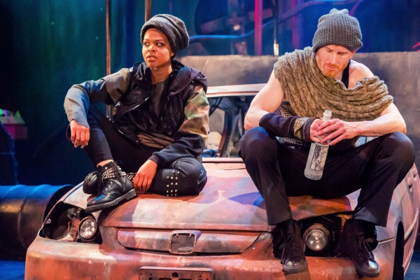 Photo Flash: First Look at Synetic Theater's 'Wordless' AS YOU LIKE IT