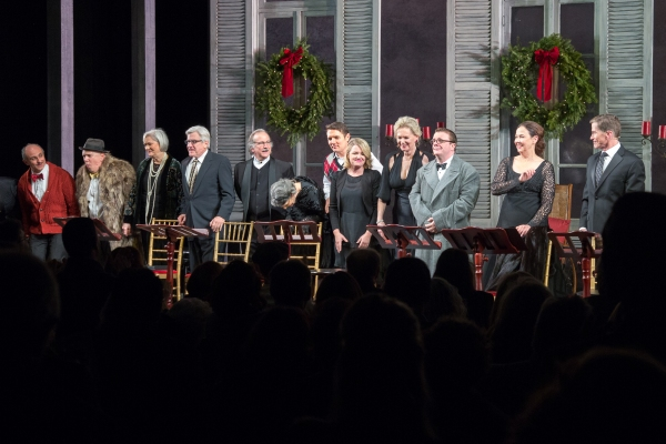 Photo Coverage: Nathan Lane & the Cast of THE MAN WHO CAME TO DINNER Reunite for Roundabout Benefit Reading
