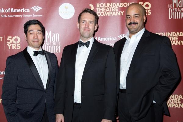 Peter Kim, Ned Noyes, Austin Durant