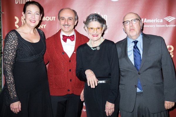 Harriet Harris, Stephen DeRosa, Mary Louise Wilson, Lee Wilkof