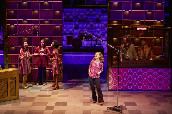 Photo Flash: New Production Shots of West End's BEAUTIFUL - THE CAROLE KING MUSICAL