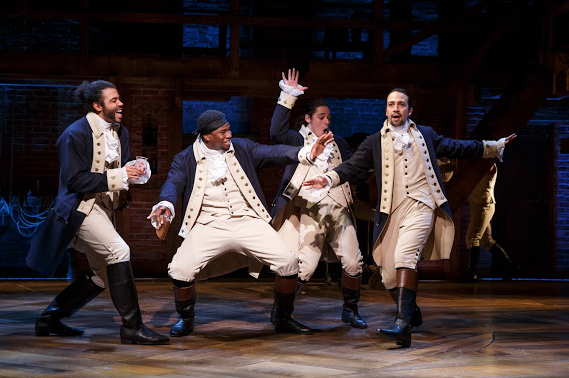 BREAKING: Broadway's Buzziest New Musical HAMILTON to Play Open-Ended Run in Chicago
