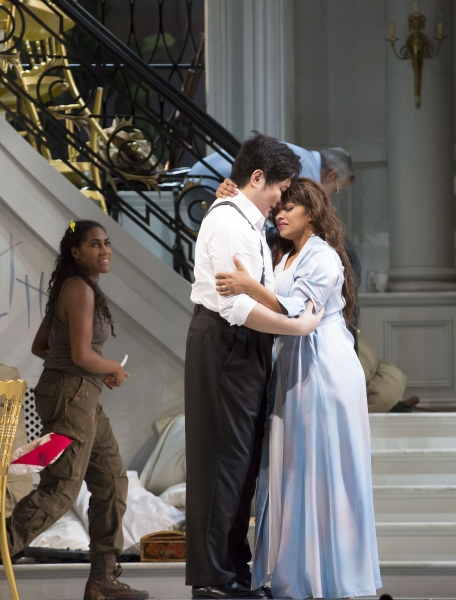 Photo Flash: First Look at Jeongcheol Cha, Andrew Stenson, J'nai Bridges & More in Chicago Lyric Opera's BEL CANTO