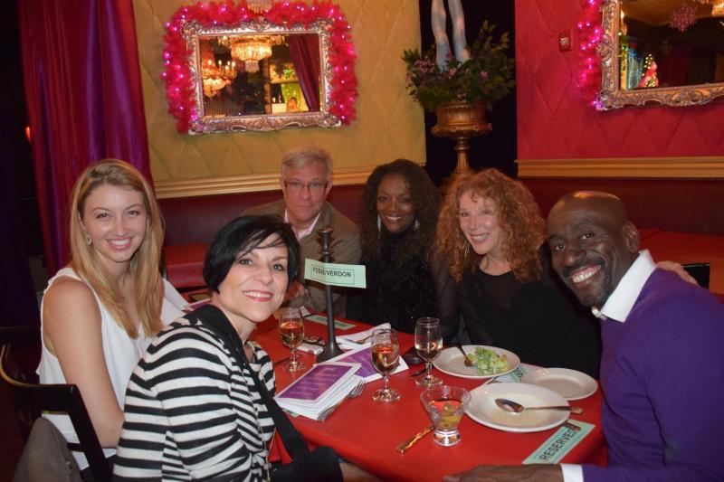 Photo Flash: Donna McKechnie, Tony Sheldon and More at Dancers Over 40's 2015 Legacy Awards