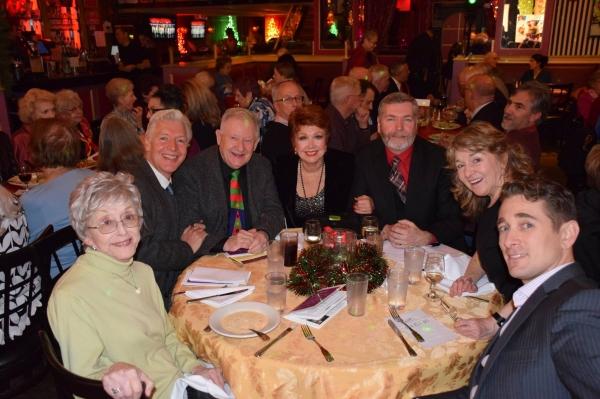 Janice Herbert, Tony Sheldon, Harvey Evans, Donna McKechnie, Paul Tenaglia, Patti Mariano, Christopher Herbert