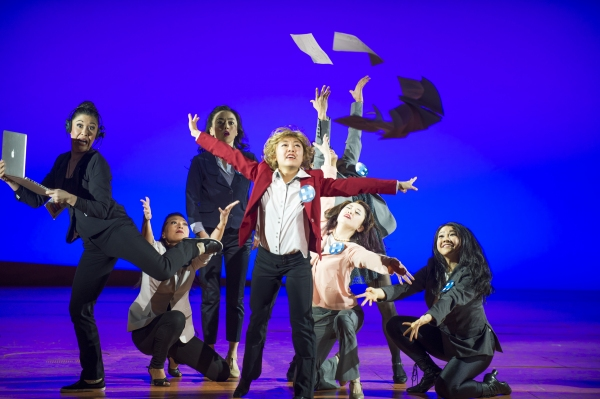 Photo Flash: Wayne Brady, Lin-Manuel Miranda, Laura Michelle Kelly and More Take the Stage in BC/EFA's GYPSY OF THE YEAR