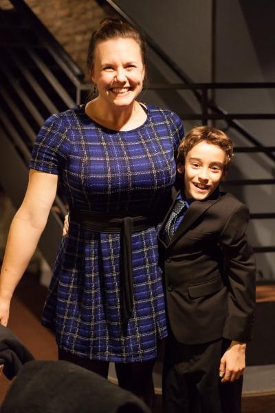Brianna Borger (Alma) and Peyton Owen (Karl) Photo