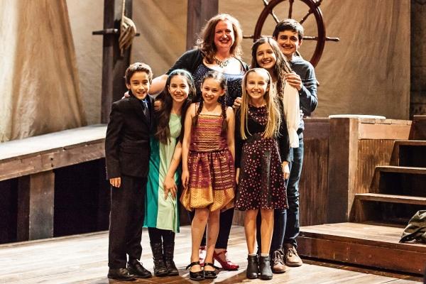 Photos: THE CHRISTMAS SCHOONER Celebrates Opening at Mercury Theater