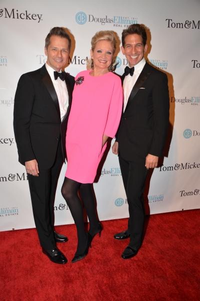 Tom Postilio, Christine Ebersole and Mickey Conlon