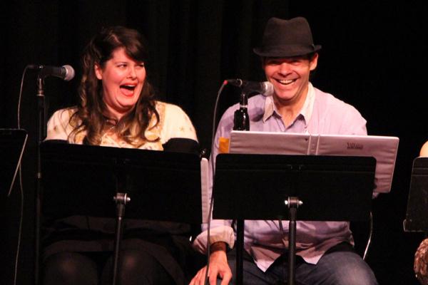 Lauren Elder & Bobby Cronin make it look fun.