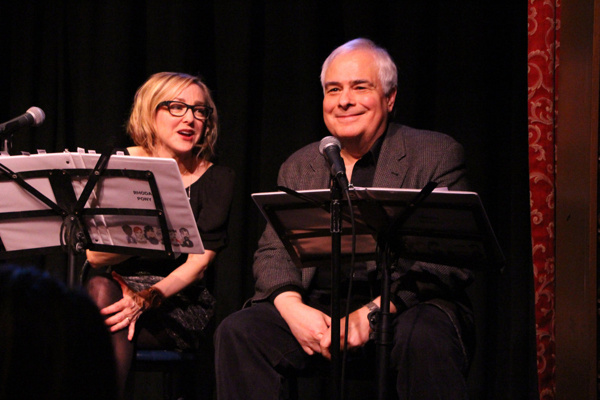 Geneva Carr & Peter Filichia, a new dynamic duo.