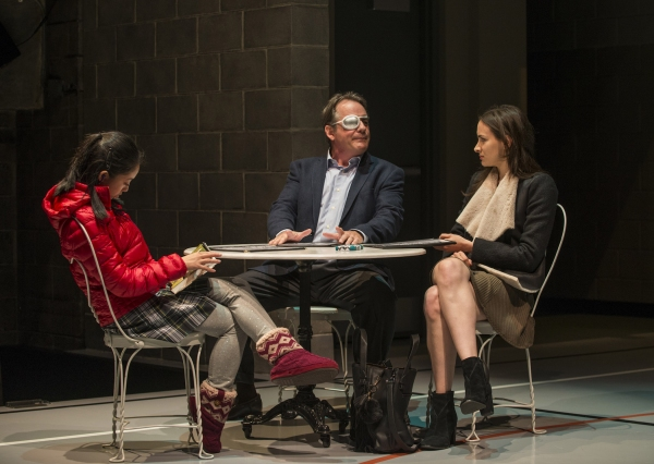 Photo Flash: First Look at Steppenwolf's Chicago Premiere of DOMESTICATED