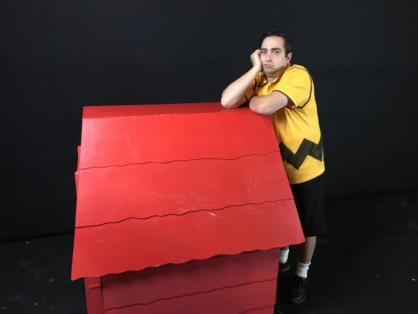 Steve Peterson as Charlie Brown