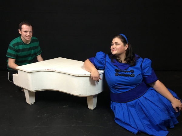 Photo Flash: Meet the Cast of YOU'RE A GOOD MAN, CHARLIE BROWN at Terrace Plaza Playhouse