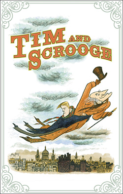 BWW Review: TIM & SCROOGE at Westchester Broadway Theatre