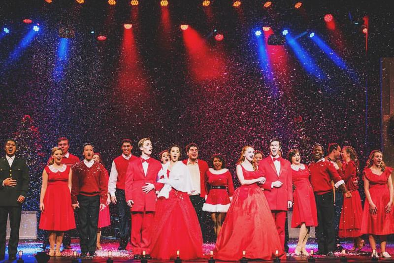 BWW Review: Belmont University Musical Theatre's WHITE CHRISTMAS