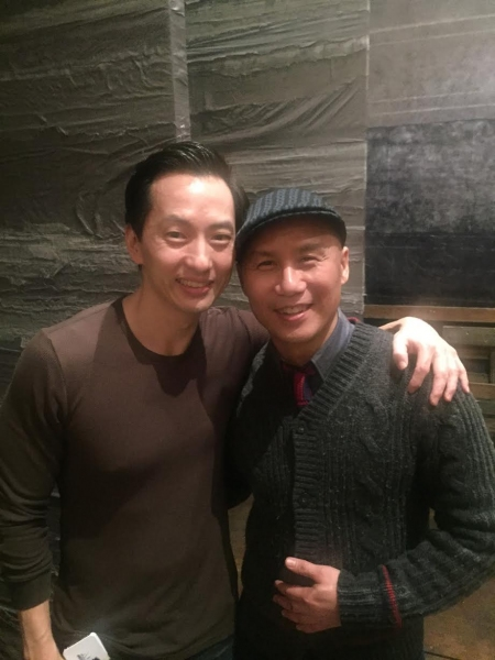 Michael K. Lee, BD Wong